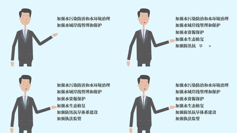 采访发布类字幕AE模板