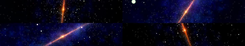唯美星空6K巨屏幕背景