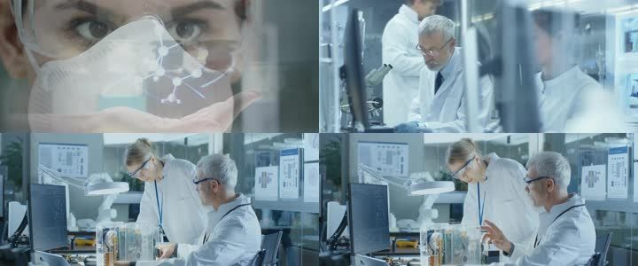 4K高端老外医疗科研镜头