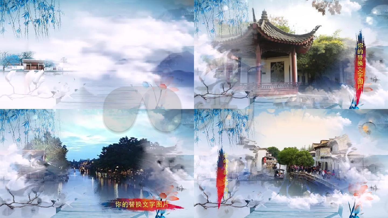 edius6.02水墨中国风宣传