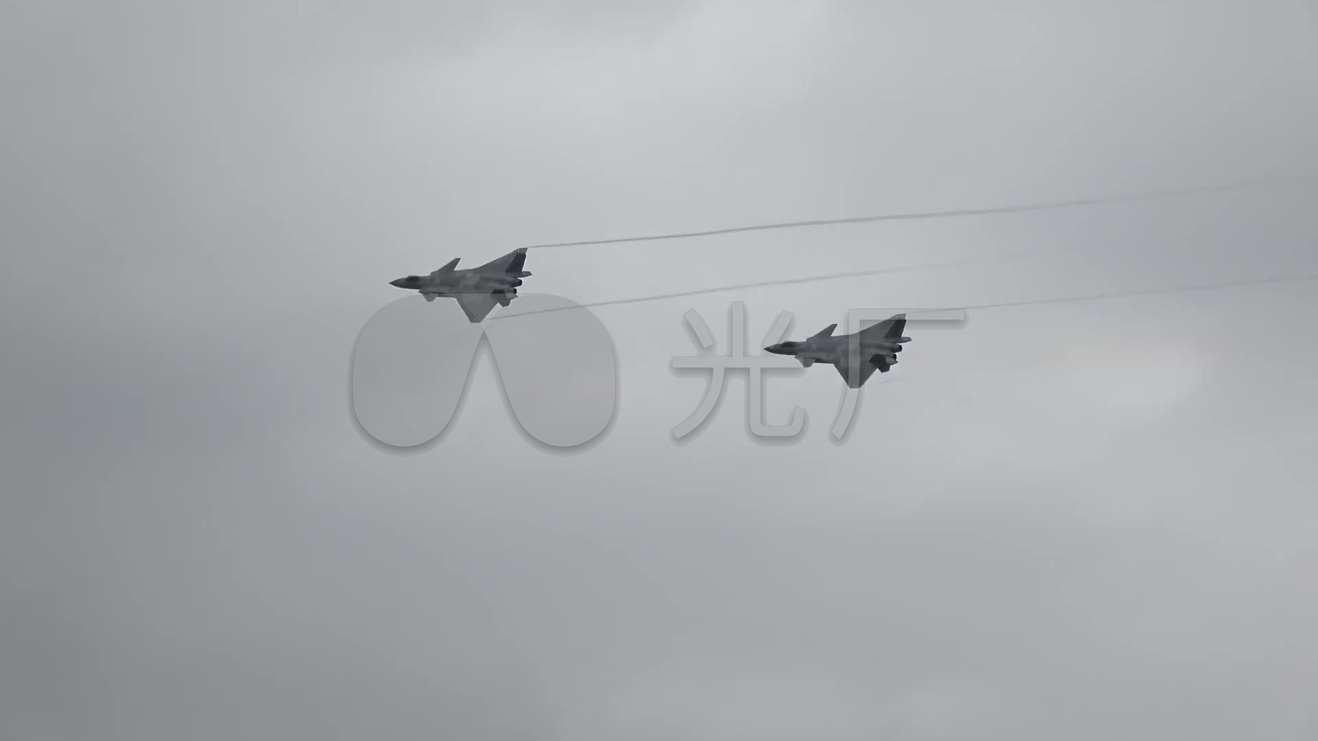 中国空军歼20J-20隐形战机_1920X1080_高清