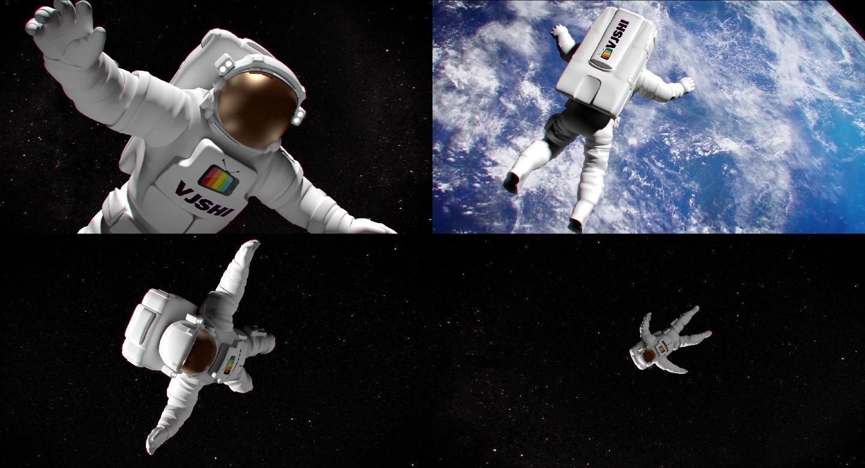 SPACE宇航员