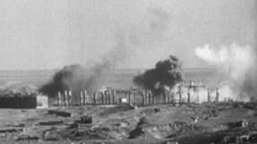 斯大林格勒战役视频素材