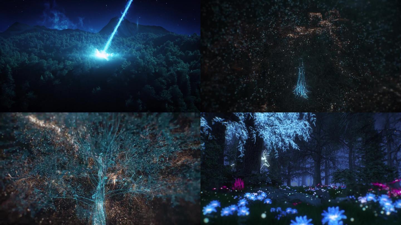科技树科技森林麋鹿树