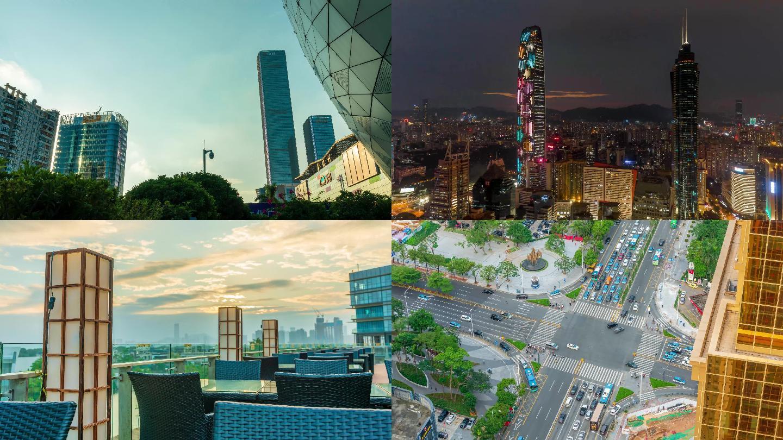 深圳4K城市延时