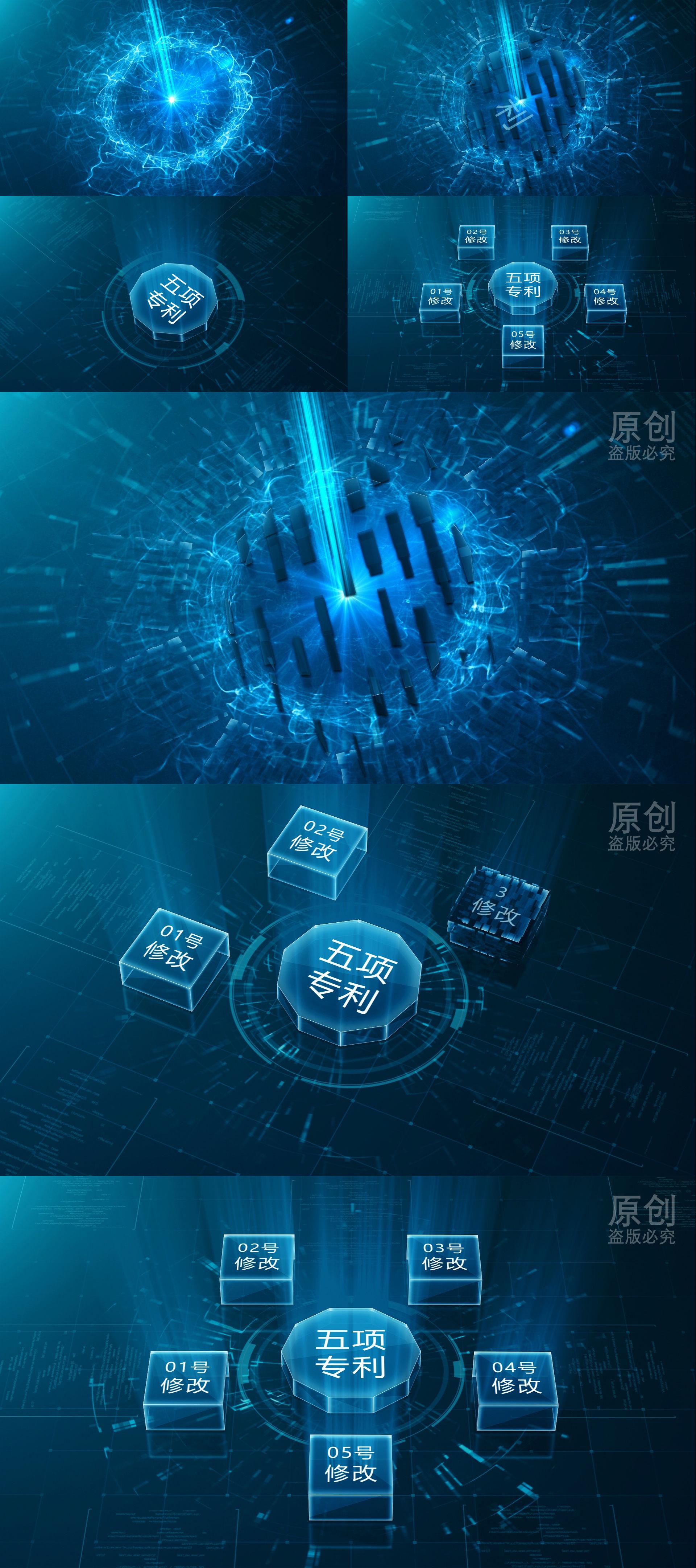 【五】科技數據板塊分類結構圖