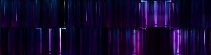 动感玻璃节奏光影舞蹈背景