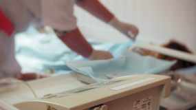 【4K】医院护理视频素材