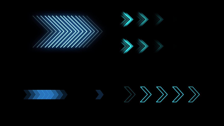 7组_常用箭头动画(店内有此视频工程)