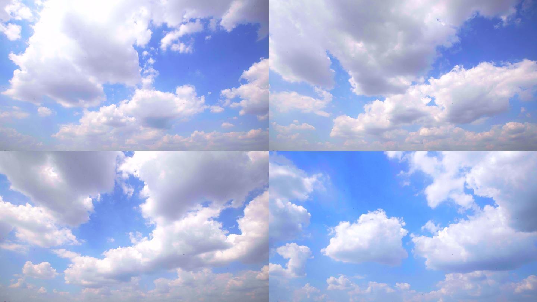 4K超清蓝天白云(感谢支持原创超清素材)