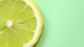 柠檬切片视频素材