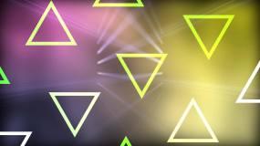 动态图形舞台灯光视频素材