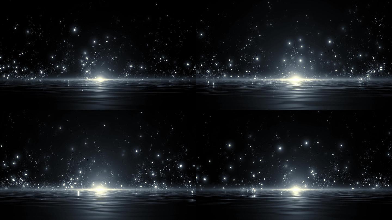 粒子天鹅湖背景循环