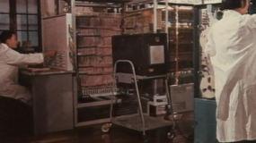 70年代工业建设视频素材