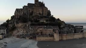 中世纪城堡视频素材