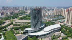 惠州皇冠假日酒店视频素材