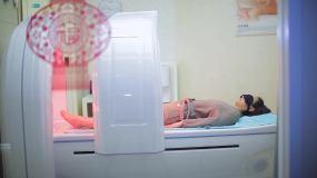 微波红外杀菌妇科疾病治疗仪视频素材包