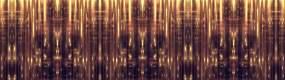 4K宽屏华丽金色粒子舞台背景视频素材