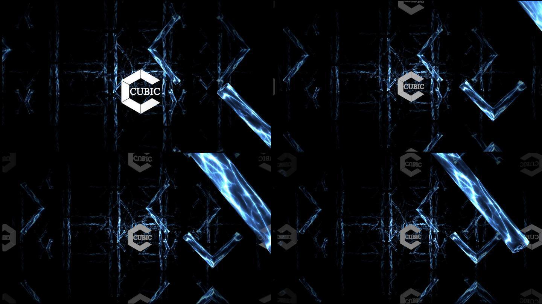 原创高质感的电子音乐节奏素材C4D工程