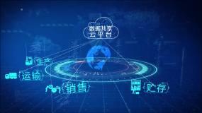 科技云平台分支AE模板AE模板