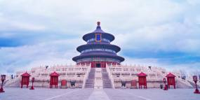 北京天坛视频素材