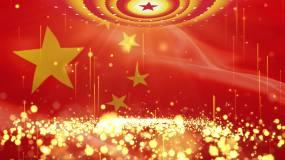 70年国庆红色舞台背景永利官网网址是多少