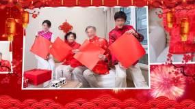 喜庆永利平台官网寿宴庆典AE模板AE模板