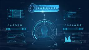 【原创】金融分析AE模板