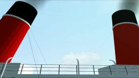 三维动画轮船航行永利官网网址是多少
