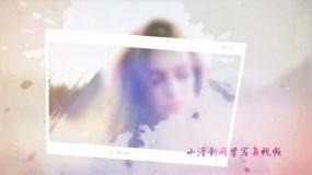 pr小清新同學相冊寫真視頻片頭Pr模板
