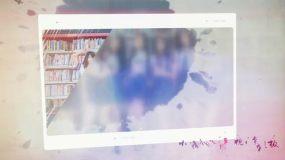 edius小清新同學相冊寫真視頻模板EDIUS模板