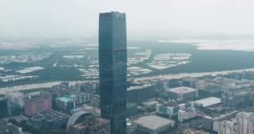 4k航拍-深圳长富金茂大厦永利官网网址是多少包