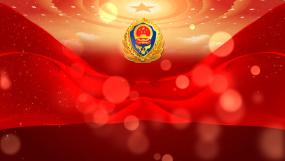 大气党政消防片头03视频视频素材