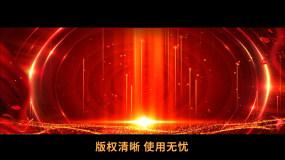 012高端晚會大屏紅色黨政背景視頻素材
