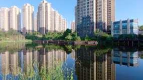 中国保利地产、地产开发商、保利公馆、生活视频素材