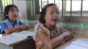 乡村小学视频素材包