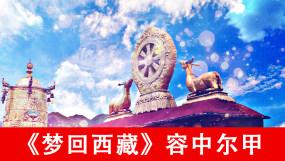 梦回西藏-容中尔甲视频素材