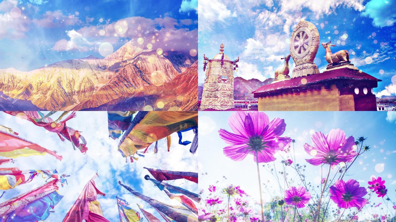 梦回西藏-容中尔甲
