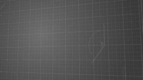 圖紙線條繪制企業LOGOAE模板