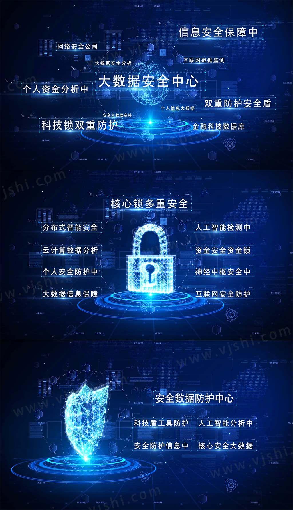 科技網絡數據安全