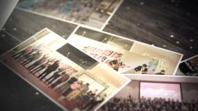 怀旧抒情回忆照片展示原创AE模板