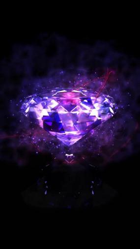 唯美钻石紫色粒子缠绕旋转永利官网网址是多少
