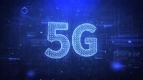 5G科技AE模版AE模板