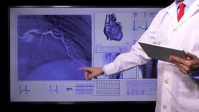 智慧医疗医学视频人体研究视频素材