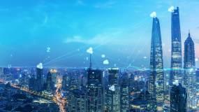 上海科技互联网智慧5gAE模板