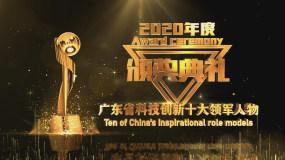 原创2020感动中国年度颁奖典礼AE模板