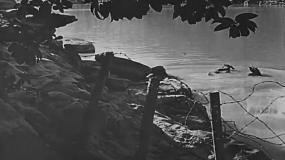 40年代敌后抗日游击队视频素材