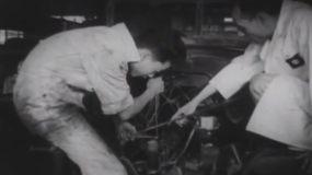 汽车维修视频素材