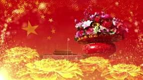 歌曲中國大屏幕舞臺背景視頻素材