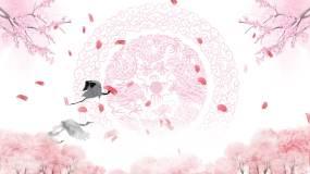 中华孝道-舞台配乐成品视频素材